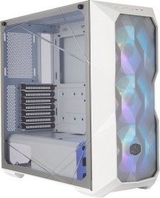 Cooler Master MasterBox TD500 Mesh ARGB white, glass window (MCB-D500D-WGNN-S01)