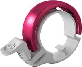 Knog OI Small Glocke weiß/rosa (12218KN)