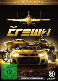 The Crew 2 - Gold Edition (Download) (PC)