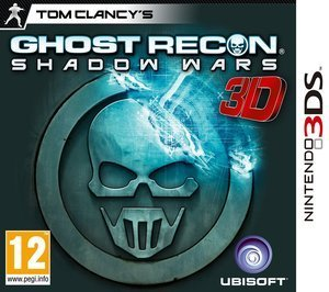 Ghost Recon - Shadow Wars (German) (3DS)