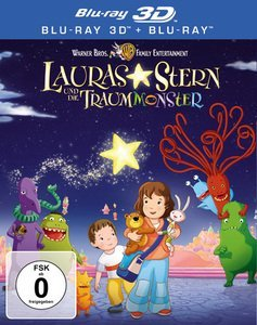 Lauras star and the Traummonster (3D) (Blu-ray)