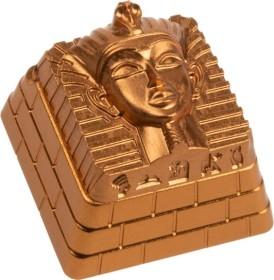 Zomoplus Aluminium Keycap Auge des Horus, aufklappbar, gold (0759663284943)