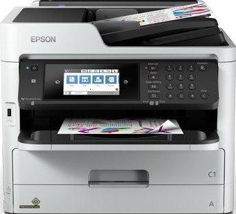 Epson WorkForce Pro WF-C5790DWF, Tinte (C11CG02401)