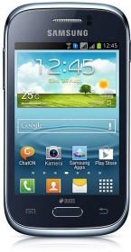Samsung Galaxy Young Duos S6312 blau