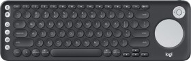 Logitech K600 TV Keyboard, USB/Bluetooth, DE (920-008826)