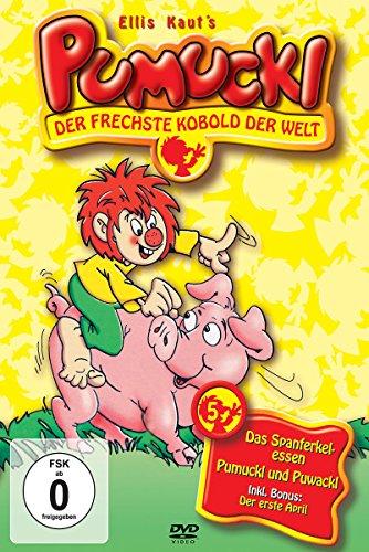 Pumuckl Vol. 5: Das Spanferkelessen/Pumuckl und Puwackl -- via Amazon Partnerprogramm