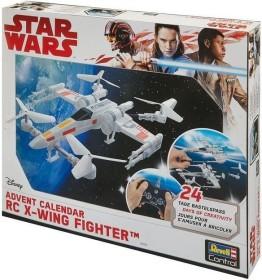 Revell Control RC Star Wars X-Wing Fighter Adventskalender (01013)