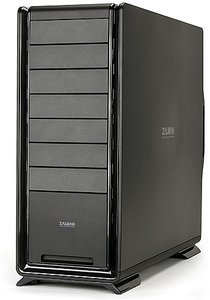 Zalman MS1000-HS1 black