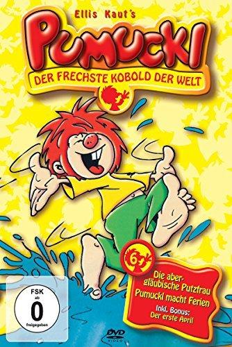Pumuckl Vol. 6: Die abergläubische Putzfrau/Pumuckl macht Ferien -- via Amazon Partnerprogramm
