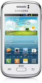 Samsung Galaxy Young Duos S6312 weiß