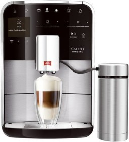 Melitta Caffeo Barista TSP schwarz/Edelstahl (F78/0-100)