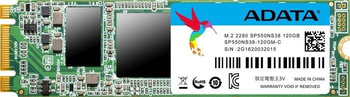 ADATA Premier SP550 120GB, M.2 (ASP550NS38-120GM-C)