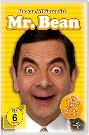 Mr. Bean - Die komplette TV-Serie Box (3 DVDs) -- via Amazon Partnerprogramm