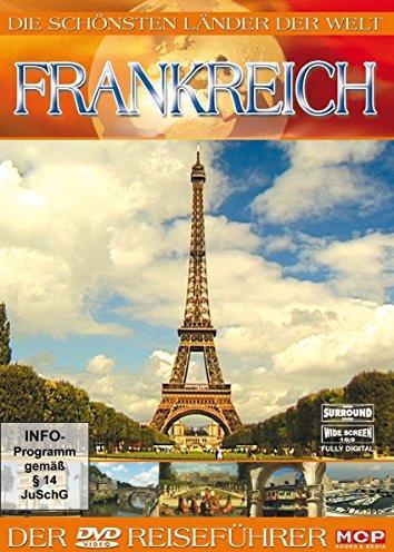 Die schönsten Länder der Welt: Frankreich -- via Amazon Partnerprogramm