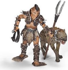 Schleich New Heroes - Gladiator With Hyena (70079)