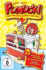 Pumuckl Vol. 8: Pumuckl und der Pudding/Der rätselhafte Hund