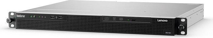 Lenovo ThinkServer RS160, Xeon E3-1220 v6, 16GB RAM, 4TB HDD (70TG002TEA)