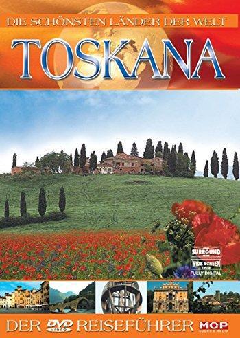 Die schönsten Länder der Welt: Toskana -- via Amazon Partnerprogramm