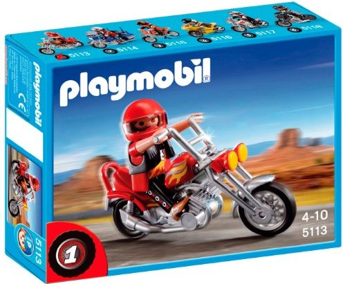 playmobil Summer Fun - Chopper (5113) -- via Amazon Partnerprogramm