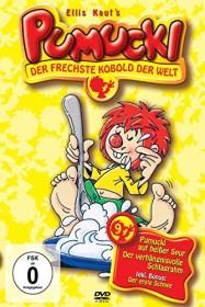 Pumuckl Vol. 9: Auf heißer Spur/Der verhängnisvolle Schlagrahm (DVD)