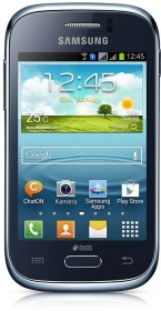 Samsung Galaxy Young Duos S6312 mit Branding