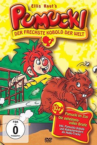 Pumuckl Vol. 10: Pumuckl im Zoo/Die geheimnisvollen Briefe -- via Amazon Partnerprogramm