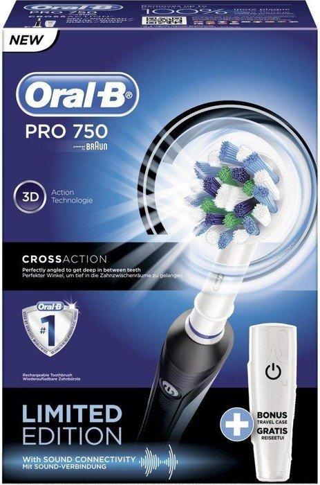Oral-B PRO 750 Black ab € 29 (2019)  3da2228ab8fbb