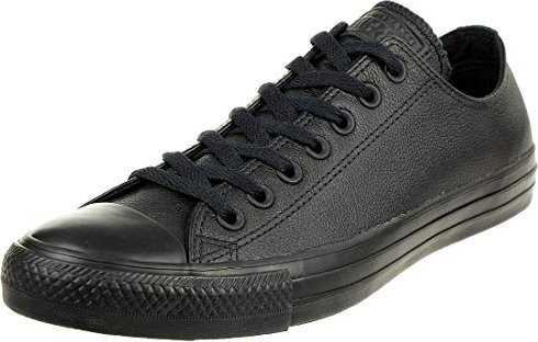 pretty nice 1bd7b 37389 Converse Chuck Taylor All Star Leder Low black mono (135253C) ab € 30,00