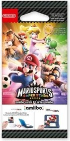 Nintendo amiibo-Karten Packung - Mario Sports Superstars (Switch/WiiU/3DS)