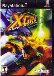 XGRA (deutsch) (PS2) -- via Amazon Partnerprogramm