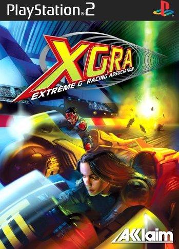 XGRA (niemiecki) (PS2) -- via Amazon Partnerprogramm