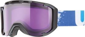 UVEX Snowstrike Stimu Lens black mat