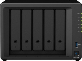 Synology Diskstation DS1019+ 40TB, 8GB RAM, 2x Gb LAN