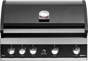 Grandhall Maxim G4 built-in grill