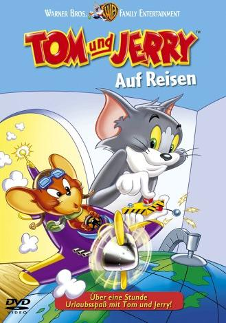 Tom & Jerry - Auf Reisen -- via Amazon Partnerprogramm