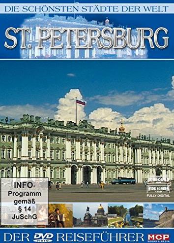 Die schönsten Städte der Welt: St. Petersburg -- via Amazon Partnerprogramm