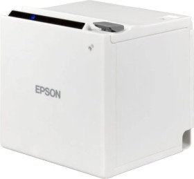 Epson TM-m30IIF weiß EU, LAN, BT, PS, Fiscal, Thermodirekt (C31CJ27121F2)