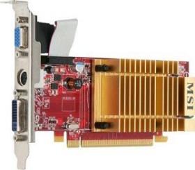 MSI R3450-TD512H, Radeon HD 3450, 512MB DDR2, VGA, DVI, S-Video