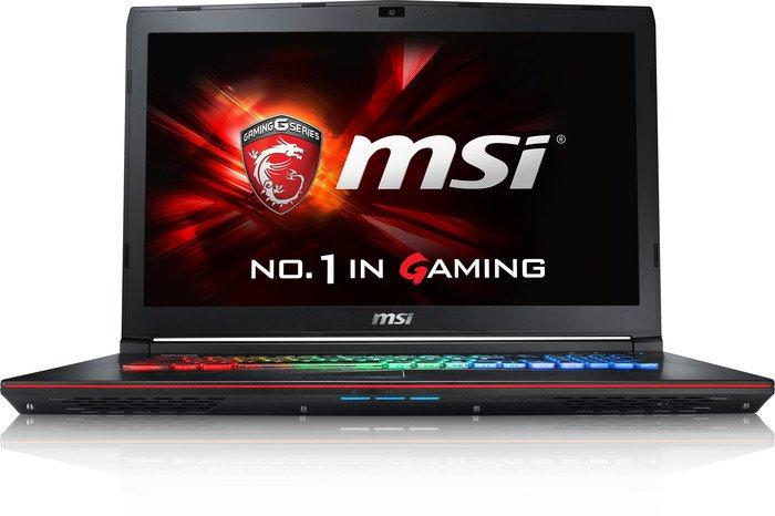 MSI GE72 6QD16H11 Apache Pro (001795-SKU1101)