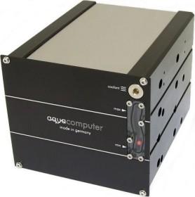 Aqua Computer aquadrive X4 Frontblende schwarz (93536)