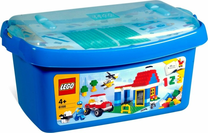 LEGO Steine & Co. - Große Steinebox (6166) -- via Amazon Partnerprogramm