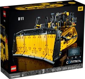 LEGO Technic - Appgesteuerter Cat D11 Bulldozer (42131)