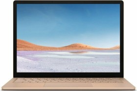 "Microsoft Surface Laptop 3 13.5"" Sandstein, Core i7-1065G7, 16GB RAM, 512GB SSD, FR, Business (QXS-00058)"