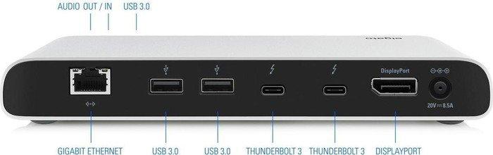 Elgato Thunderbolt Dock 3 (10DAA8501/TBEZ-1003)