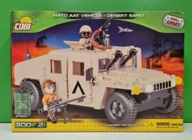 Cobi Small Army NATO AAT Vehicle Desert Sand (24303)