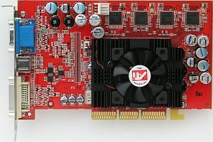 Sapphire Atlantis Radeon 9800SE, 128MB DDR, DVI, TV-out, AGP (21031-00-20/11031-05-20/40)