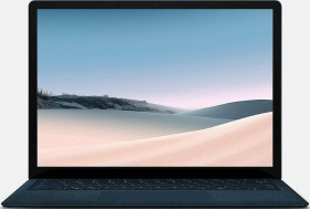 "Microsoft Surface Laptop 3 13.5"" Kobalt Blau, Core i7-1065G7, 16GB RAM, 512GB SSD, Business, FR (QXS-00047)"