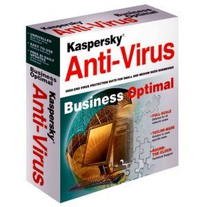 Kaspersky Lab: Anti-Virus Business Optimal, 1 użytkownik (PC)