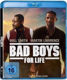 Bad Boys for Life (2020) (Blu-ray)