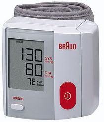 Braun BP 1600 VitalScan Plus